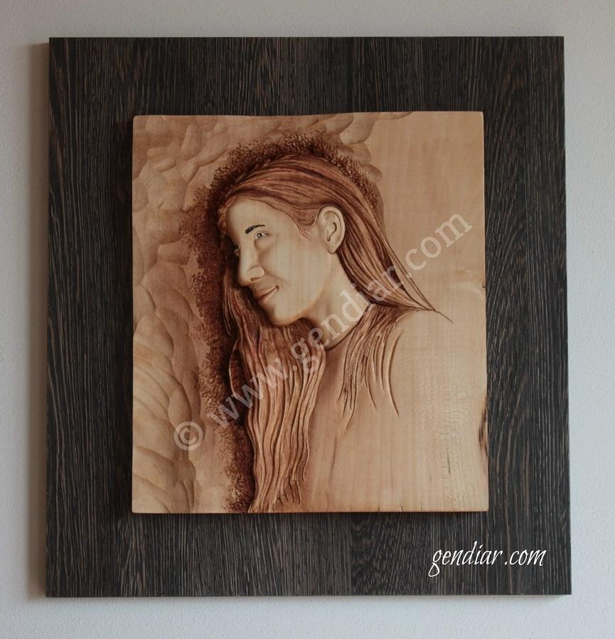 Originalerzeugnisse, Originálne drevené výrobky