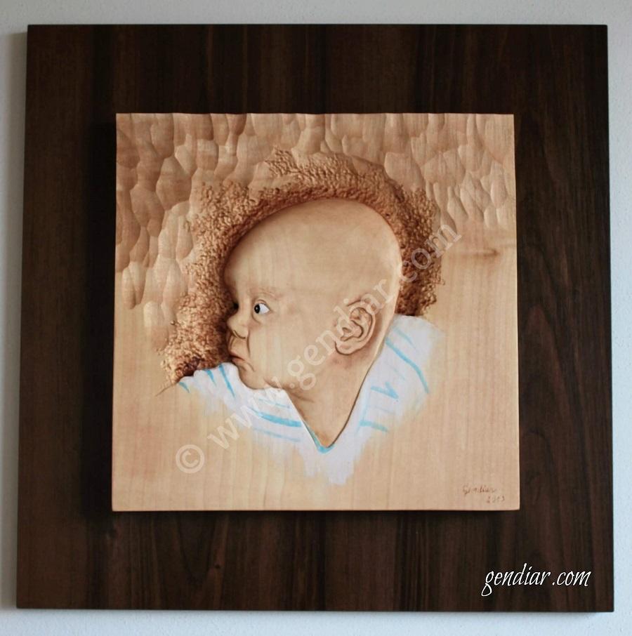 Umelecké rezbárstvo do dreva