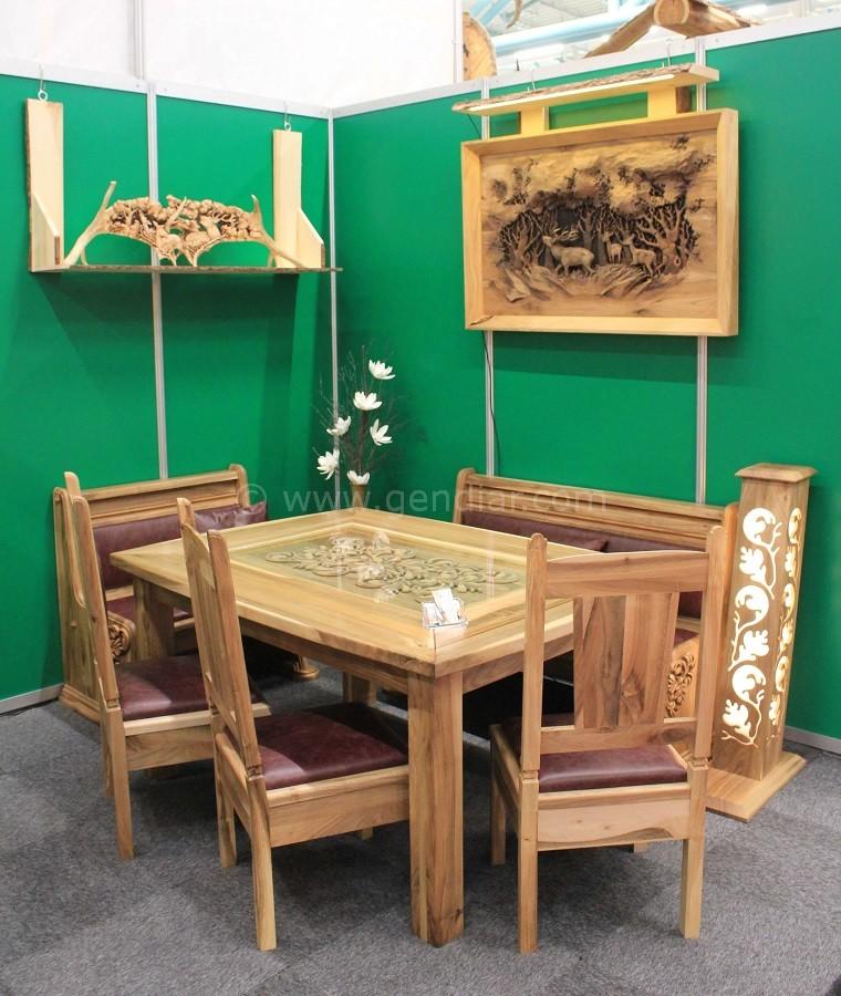 Výrobky z orechového dreva, Walnut wood products