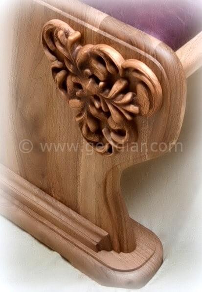 Ručná práca, Handmade furniture